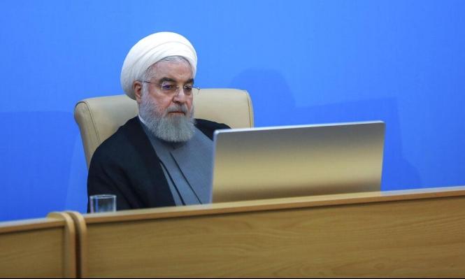روحاني يتهم واشنطن بالكذب وبولتون يندد بصمت إيران