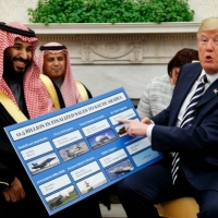 تشريع بالكونغرس الأميركي يعيق بيع الأسلحة للسعودية