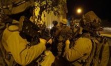 اعتقالات بالضفة واستهداف للصيادين ببحر غزة