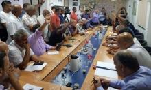 رهط: محاولة للوصول لاتفاق قبل حلّ البلدية الأحد المقبل