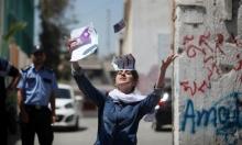 الطلاب الفلسطينيون يحتفلون باليوم الأخير في امتحانات الثانوية النهائية