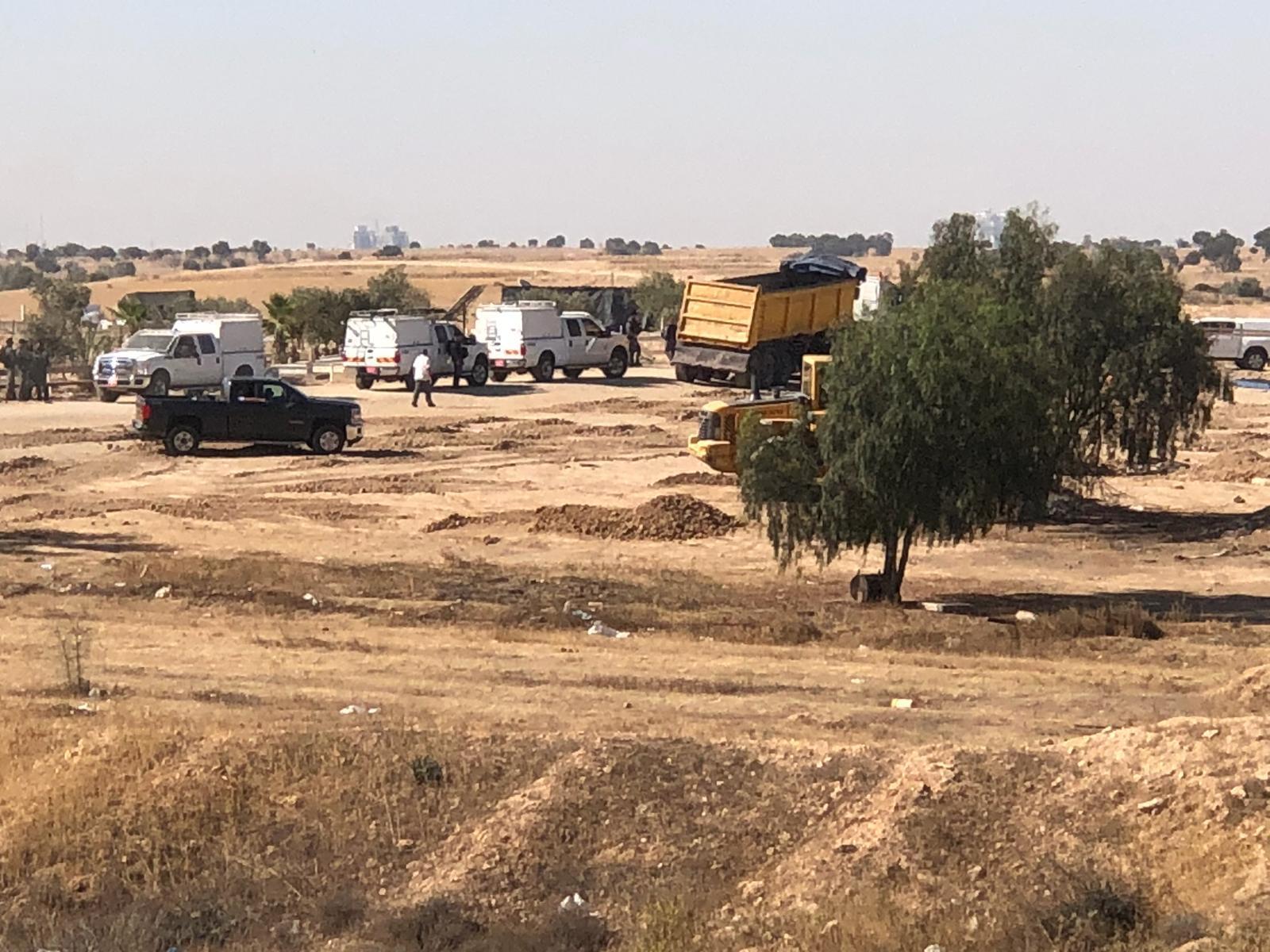 النقب: اقتحام العراقيب وهدم مساكنها للمرة 145