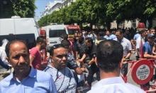 تفجيران بالعاصمة تونس وهجوم مسلح يستهدف محطة تلفزيون