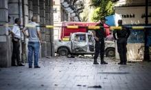 قتيل و8 جرحى بتفجيرين استهدفا قوى الأمن بالعاصمة تونس