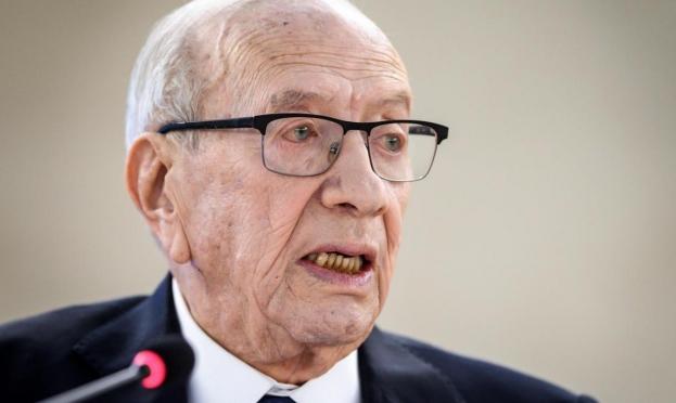 تونس: الوضع الصحي للسبسي مستقر