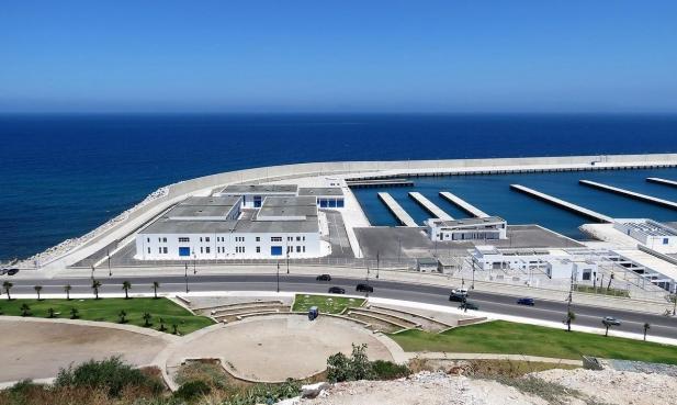 طنجة تفتتح أكبر ميناء في البحر الأبيض المتوسط