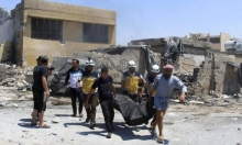سورية: مقتل 100 عنصر من قوات النظام وفصائل المعارضة