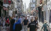 """شوارع العاصمة تونس تعود للحياة """"كأن شيئا لم يكن"""""""