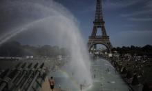 درجات حرارة قياسية في فرنسا