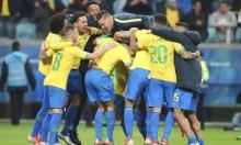 كوبا أميركا: البرازيل تتخطى باراغواي وتبلغ نصف النهائي