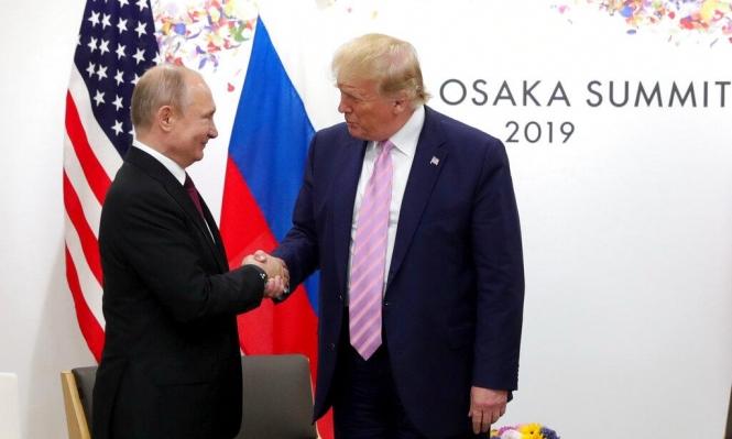 """روسيا تدعو ترامب لزيارة موسكو: """"علاقاتنا جيدة جدا"""""""