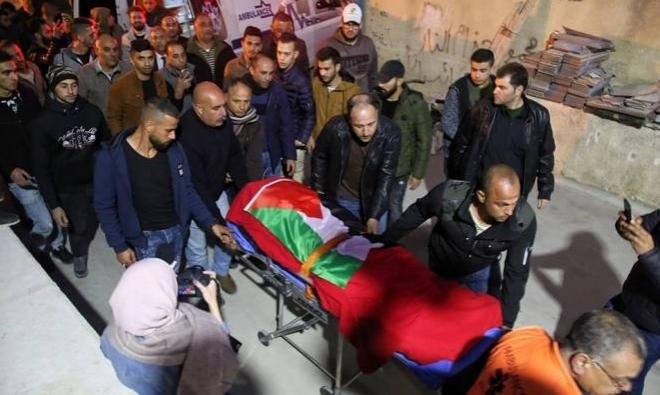 العيسوية: مُهلة يومين للشرطة لاتخاذ قرار بشأن جثمان الشهيد عبيد
