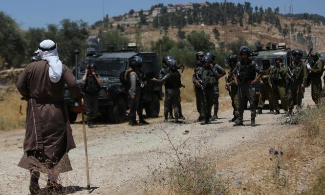 إصابات باعتداءات قوات الاحتلال على مسيرات بالضفّة ومواجهات وإضراب بالعيسوية