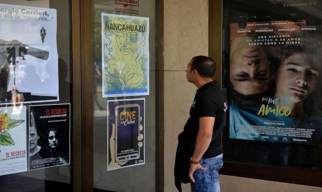 كوبا تعتزم تقنين صناعة الأفلام المستقلة
