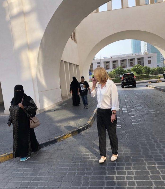 ليفني تزور البحرين وتجتمع بوزير خارجيتها