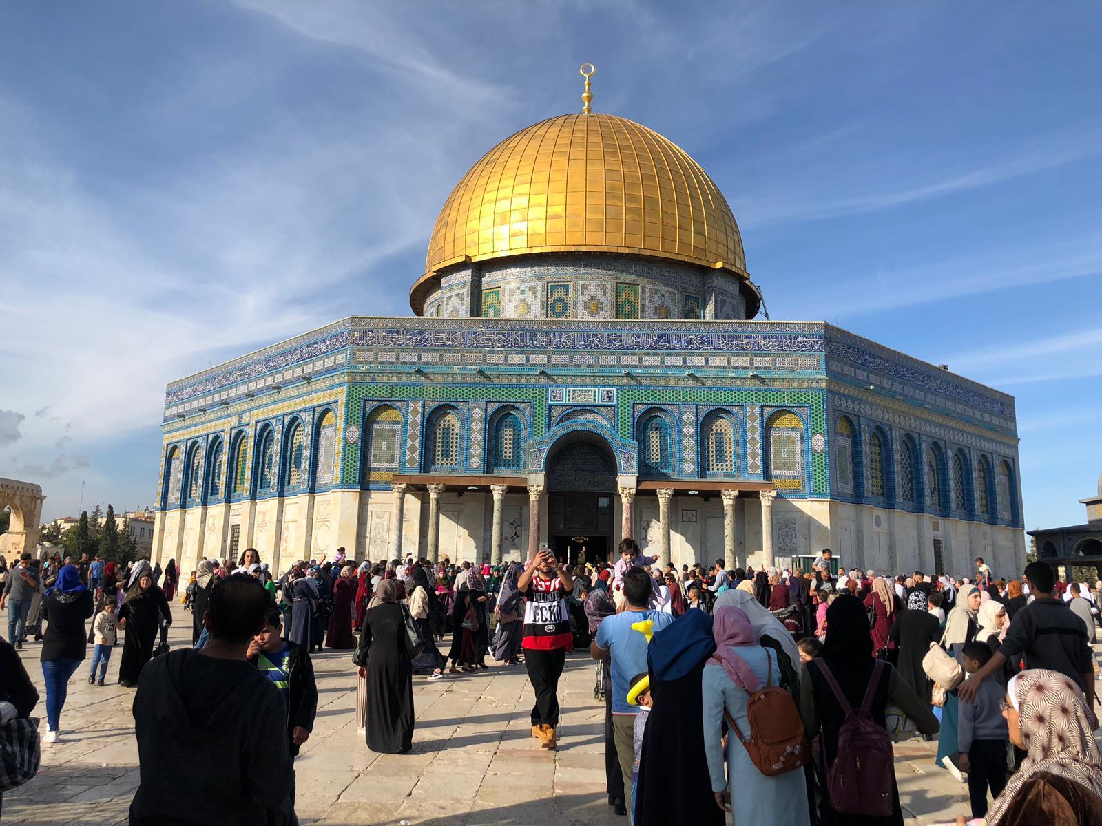 """حملة تبرعات يهودية لبناء """"الهيكل"""" بالأقصى"""