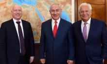 القدس المحتلة: فريدمان وغرينبلات يشاركان بافتتاح نفق للمستوطنين