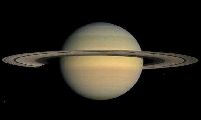 """""""ناسا"""" ستطلق مركبة لفحص قابلية الحياة على أكبر أقمار زحل"""