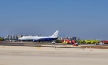 هبوط اضطراري لطائرة ألمانية بمطار بن غوريون ورفع حالة الطوارئ