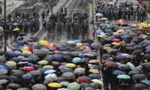 هونغ كونغ: مواجهات في ذكرى تسليم المدينة للصين