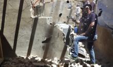 لبنان: بدء هدم غرف إسمنتية للاجئين سوريين