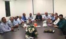 تعثر تشكيل القائمة المشتركة واتهام لجنة الوفاق بالانحياز للجبهة