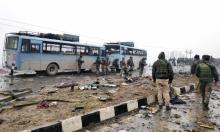 مصرع 31 شخصا إثر تحطم حافلة بواد في كشمير