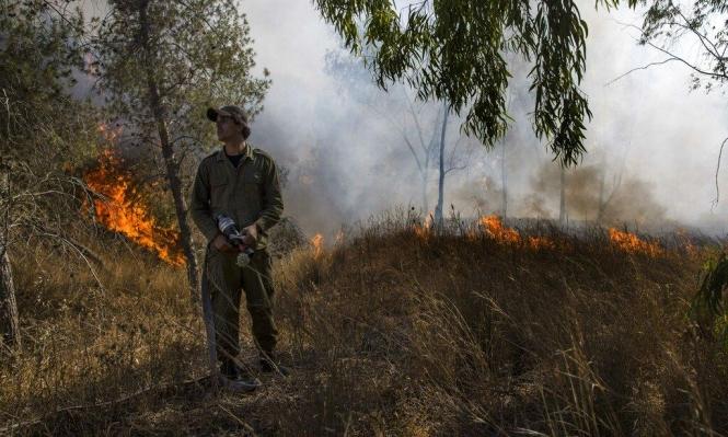 """صافرات الإنذار تدوي في منطقة """"غلاف غزّة"""": إنذار خاطئ"""