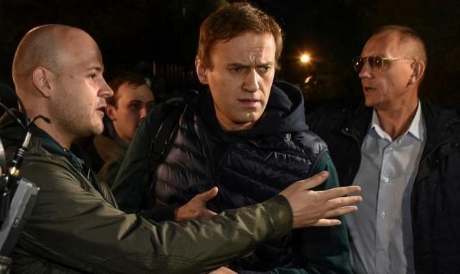 روسيا: حكمٌ بسجن زعيم المعارضةنافالني
