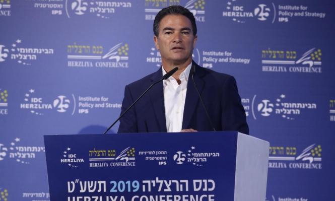 رئيس الموساد: دول في المنطقة تتعاون مع إسرائيل سرًا