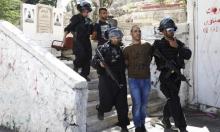 الاحتلال يعتقل 7 طلاب من جامعة بير زيت