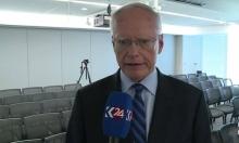 دبلوماسي أميركي: الولايات المتحدة تؤيد الهجمات الإسرائيلية في سورية