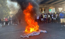 مظاهرات الفلاشا تتسع: 60 مُعتقلًا وآلافُ السائقين عالقون بالشوارع