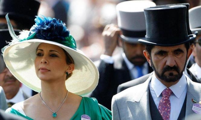 معركة قضائية بين الأميرة هيا وآل مكتوم في بريطانيا