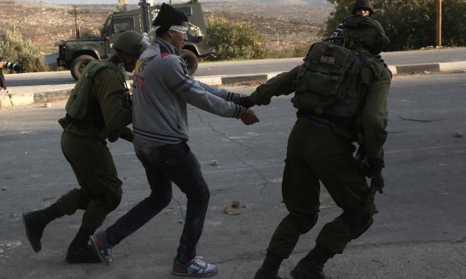 الاحتلال يعتقل شابين في القدس ويُصيب أحدهما بالرصاص