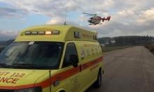 النقب: 6 إصابات في حادث طرق