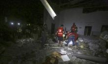 عشرات القتلى بغارة لقوات حفتر على مركز للمهاجرين بطرابلس