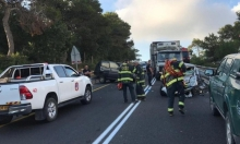 إصابة خطيرة بحادث طرق قرب عسفيا