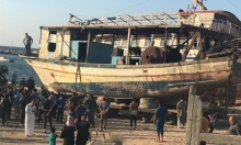 الاحتلال يسلم 20 قاربا محتجزا للصيدين بغزة