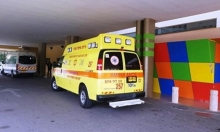 عرعرةالنقب: إصابة متوسطة لطفل سقط عن علوّ