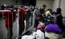 ملعب كرة قدم أرجنتيني مأوى للمتشردين في البرد القارص