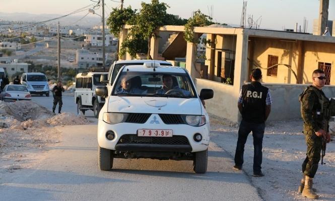 الأجهزة الأمنية للسلطة تعتقل 3 فلسطينيين بالضفة