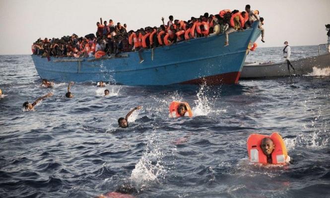 فقدان 81 مهاجرًا قبالة شواطئ تونس
