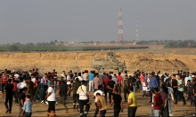 غزة: 16 مصابا جراء قمع الاحتلال لمسيرة العودة