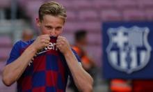 رسميا: برشلونة يتعاقد مع الهولندي دي يونغ