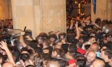 """النيابة الجورجية: """"مظاهرات حزيران الماضي محاولةٌ للانقلاب"""""""