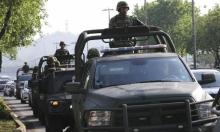 """المكسيك: """"مؤامرة سياسية تقف وراء احتجاجات الشرطة"""""""