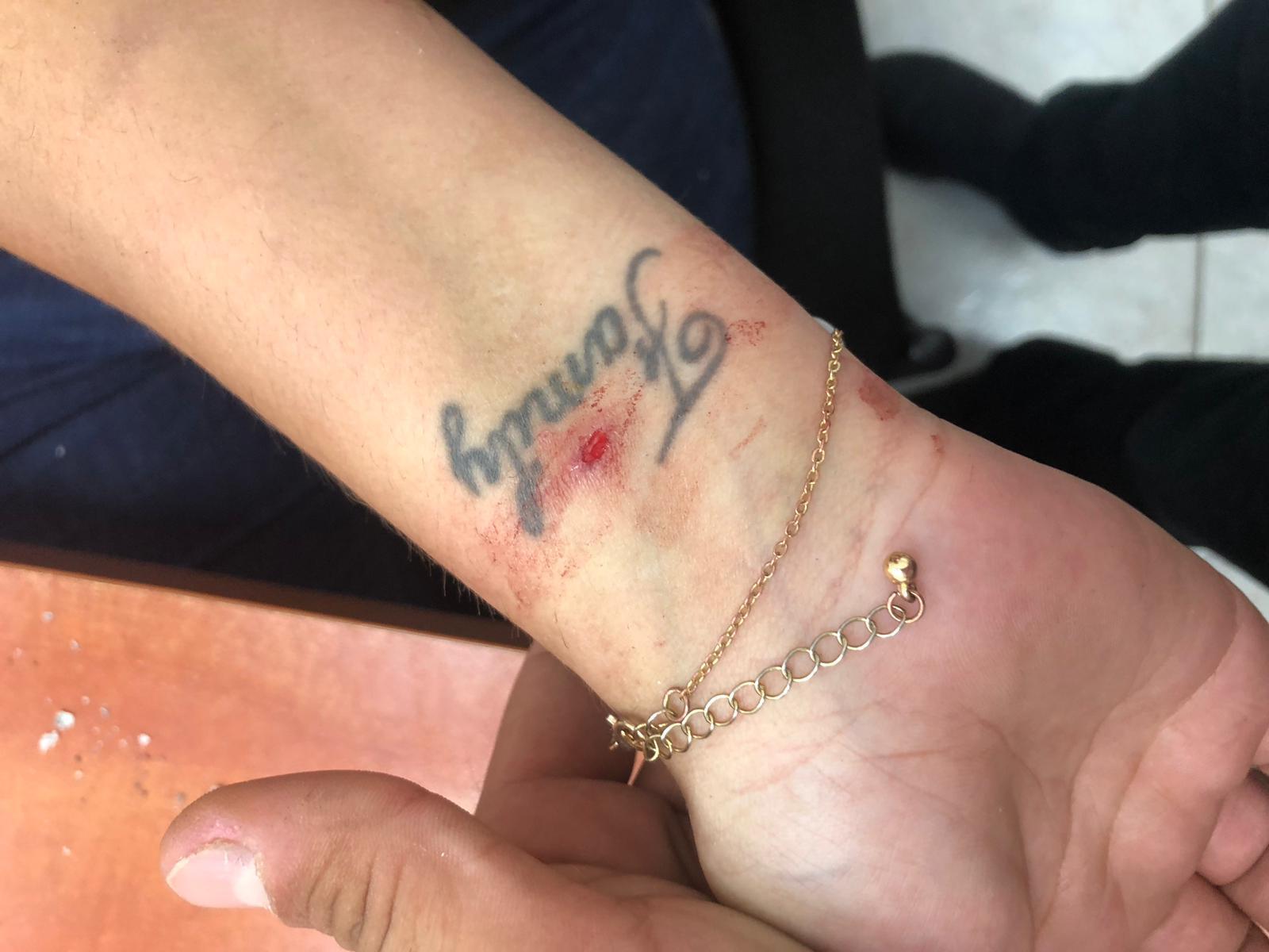 الناصرة: الشرطة تعتدي على الشابة مها شحادة وتعتقلها