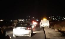 إصابة 4 جنود إسرائيليين دهسًا قرب حاجز حزما