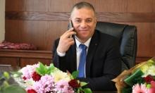 الاعتداء على رئيس بلدية سخنين في مكتبه